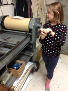 Kate printing