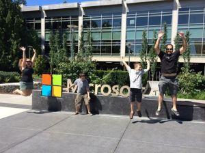 Cousins Microsoft 2