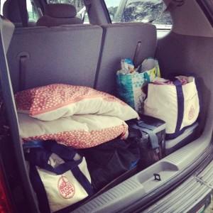 Road trip ready.